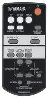 YAMAHA FSR64 Remote Controls