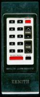 ZENITH 12417 Remote Controls