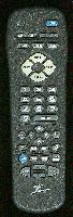 ZENITH MBR3457CT Remote Controls