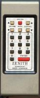 ZENITH 1246301 Remote Controls
