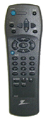 ZENITH 6711r1n038a Remote Controls