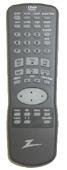 ZENITH 6711r1n053h Remote Controls