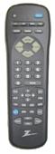 ZENITH mbr3474z Remote Controls