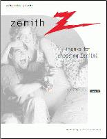 ZENITH a20a22dom Operating Manuals