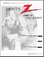ZENITH a27b41om Operating Manuals