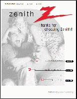 ZENITH a27b43om Operating Manuals