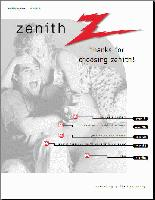 ZENITH a50m84wom Operating Manuals