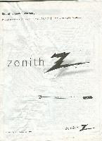 ZENITH c27v22om Operating Manuals