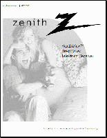 ZENITH h2050dtom Operating Manuals
