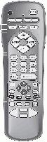 ZENITH mbr3470t Remote Controls
