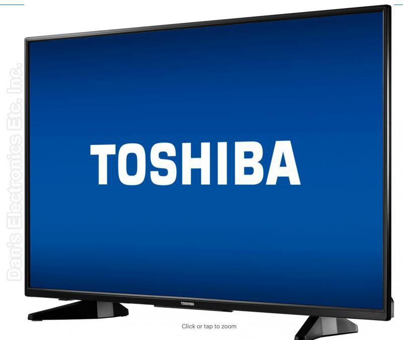 TOSHIBA 50L711M18 TV