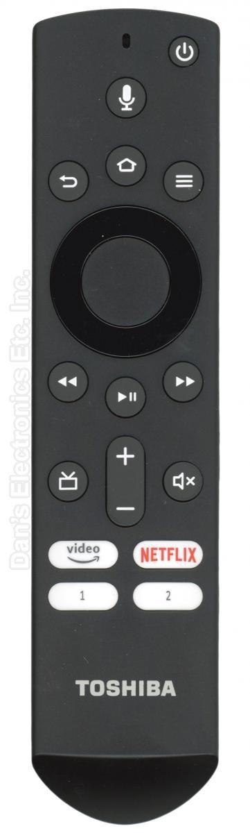 TOSHIBA CTRC1US19 V1 FIRE TV Remote Control