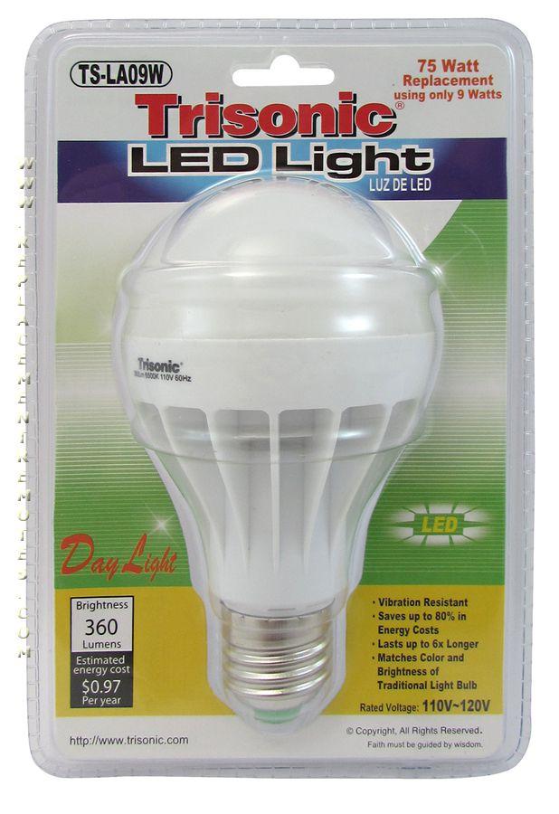 75 Watt Equivalent Day Light
