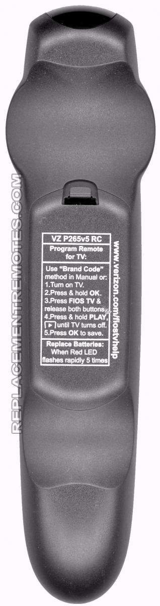 P265v5 FiOS