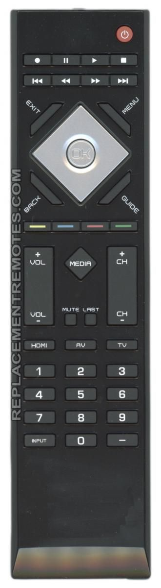 VIZIO VR15 TV Remote Control