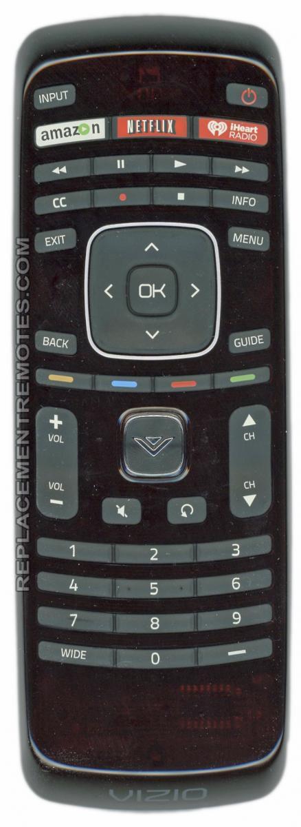 VIZIO XRT112 iHeart TV Remote Control