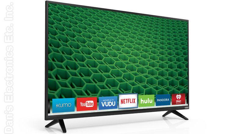 VIZIO D55U-D1 TV