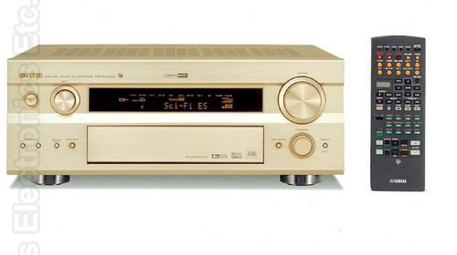 YAMAHA DSPAX1400 Audio/Video Receiver