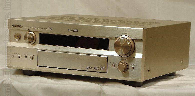 YAMAHA DSPAX2400 Audio/Video Receiver