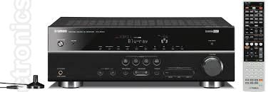 YAMAHA HTR6063 Audio/Video Receiver Audio/Video Receiver