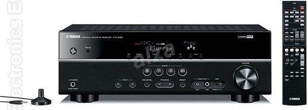 YAMAHA HTR-3065 Audio/Video Receiver