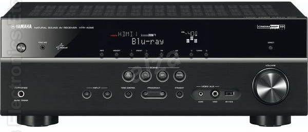 YAMAHA HTR4066 Audio/Video Receiver Audio/Video Receiver