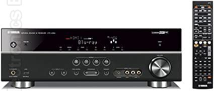 YAMAHA HTR4064 Audio/Video Receiver Audio/Video Receiver