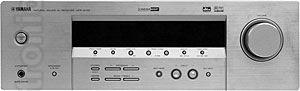 YAMAHA HTR5690 Audio/Video Receiver