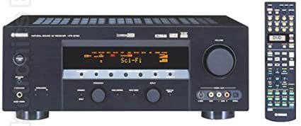 YAMAHA HTR5790 Audio/Video Receiver