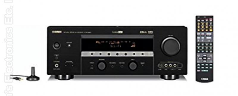 YAMAHA HTR5860 Audio/Video Receiver Audio/Video Receiver