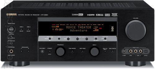 YAMAHA HTR5990 Audio/Video Receiver