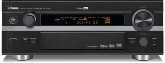 YAMAHA RXV1400 Audio/Video Receiver