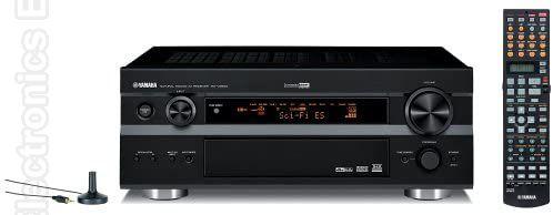 YAMAHA RXV2500 Audio/Video Receiver