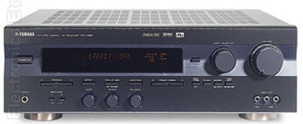 YAMAHA RXV496 Audio/Video Receiver Audio/Video Receiver