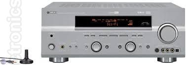 YAMAHA RXV657 Audio/Video Receiver Audio/Video Receiver