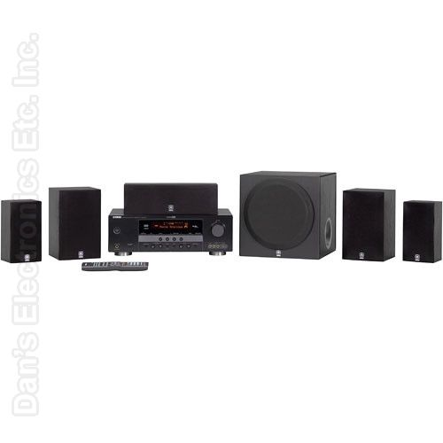 YAMAHA YHT390BL Audio/Video Receiver Audio/Video Receiver