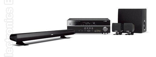 YAMAHA YHT760 DVD Player DVD Player