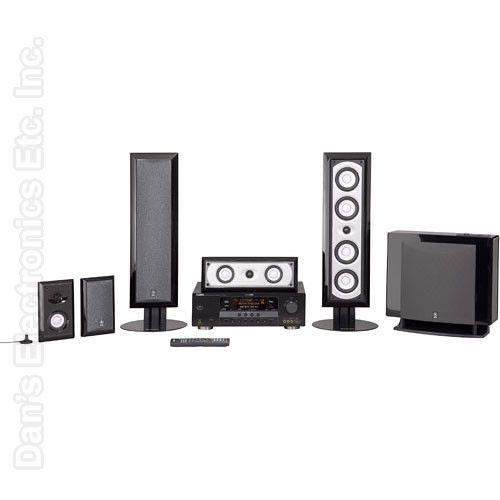 YAMAHA YHT790 Audio/Video Receiver Audio/Video Receiver