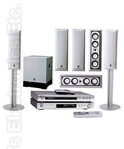 YAMAHA YHTF1500 Audio/Video Receiver Audio/Video Receiver
